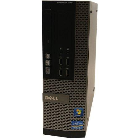 Refurbished Dell 790 Desktop PC with Intel Core i5 Processor, 8GB Memory, 2TB Hard Drive and Windows 10 Pro (Monitor Not Included)