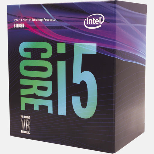 ntel Core i5-8500 4.1GHz Turbo Hexa Core LGA1151 300 Series 65W Desktop Processor - BX80684i58500
