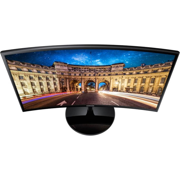 "Samsung CF390 series 24"" curved monitor (C24F390)"