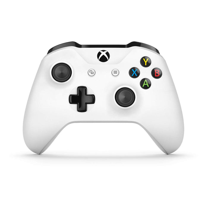 Official Xbox Wireless Controller, White (Xbox One)