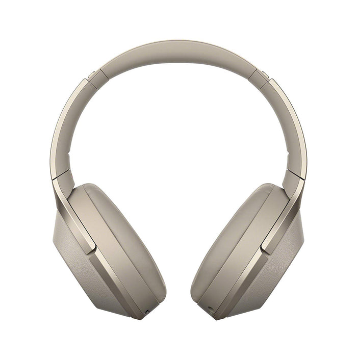 Sony Noise Cancelling Headphones WH1000XM2 Over Ear Wireless Bluetooth Headphones with Microphone - Gold