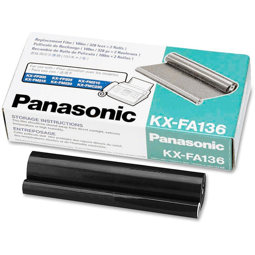 Panasonic Ribbon, 2 / Box (Quantity)