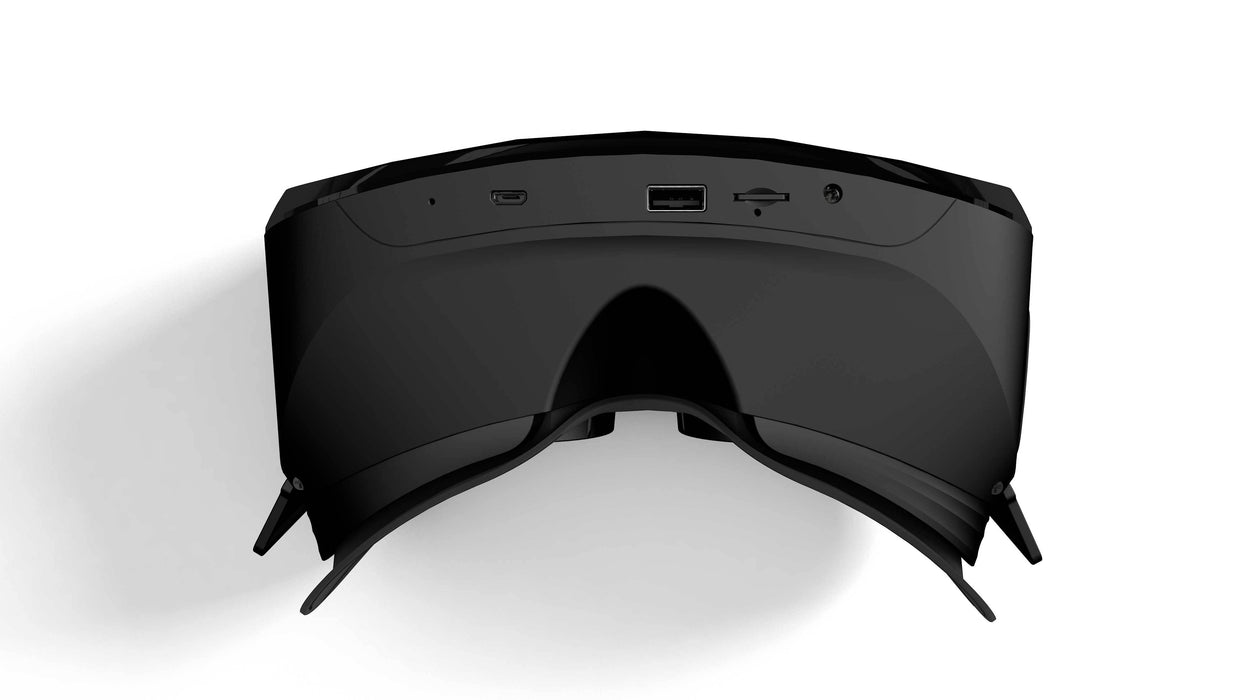 "VR-Tek - Android All-In-One VR Glasses - Full HD Resolution - 2560*1400 - 5.5"" Screen with Bluetooth and WiFi, Black"