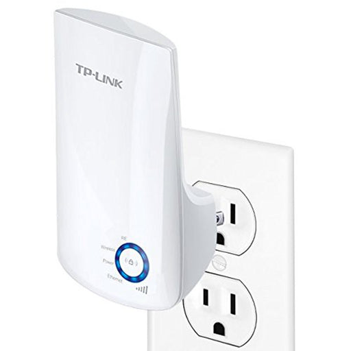 TP-Link N300 Wireless WiFi Range Extender, Booster (TL-WA850RE)