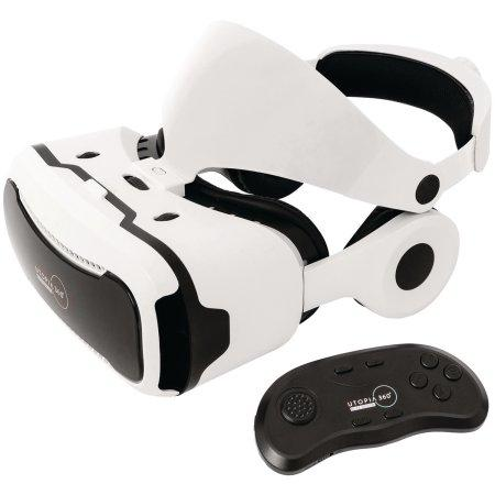 Retrak ETVRPROH Elite Virtual Reality Headset With Stereo Headphones
