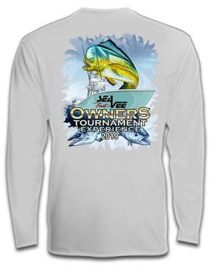 2019 Owners' Tournament Experience Performance Shirt