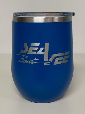 Sea Vee 12 oz Wine Tumbler