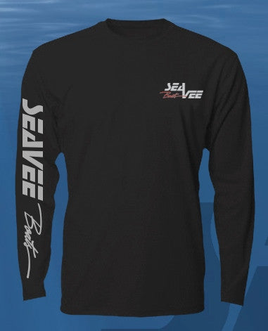 Black Denali Lead the Way Dry Fit Long Sleeve Shirt