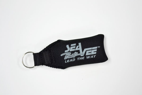 Sea Vee Key Chain Float