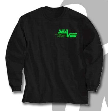 Sea Vee Wahoo Long Sleeve T-Shirt