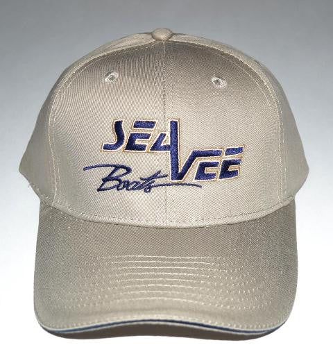 Sea Vee Signature Hat - 25% off SALE!