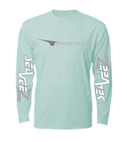 Sea Frost Denali Sea Vee Z Dry Fit Long Sleeve Shirt