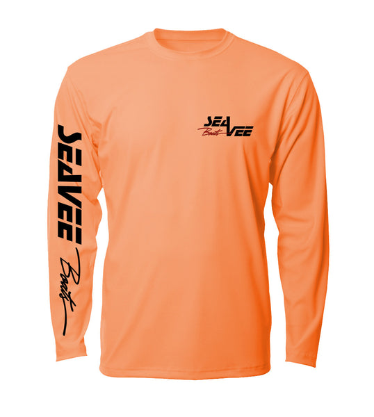 Tangelo Denali Lead the Way Dry Fit Long Sleeve Shirt