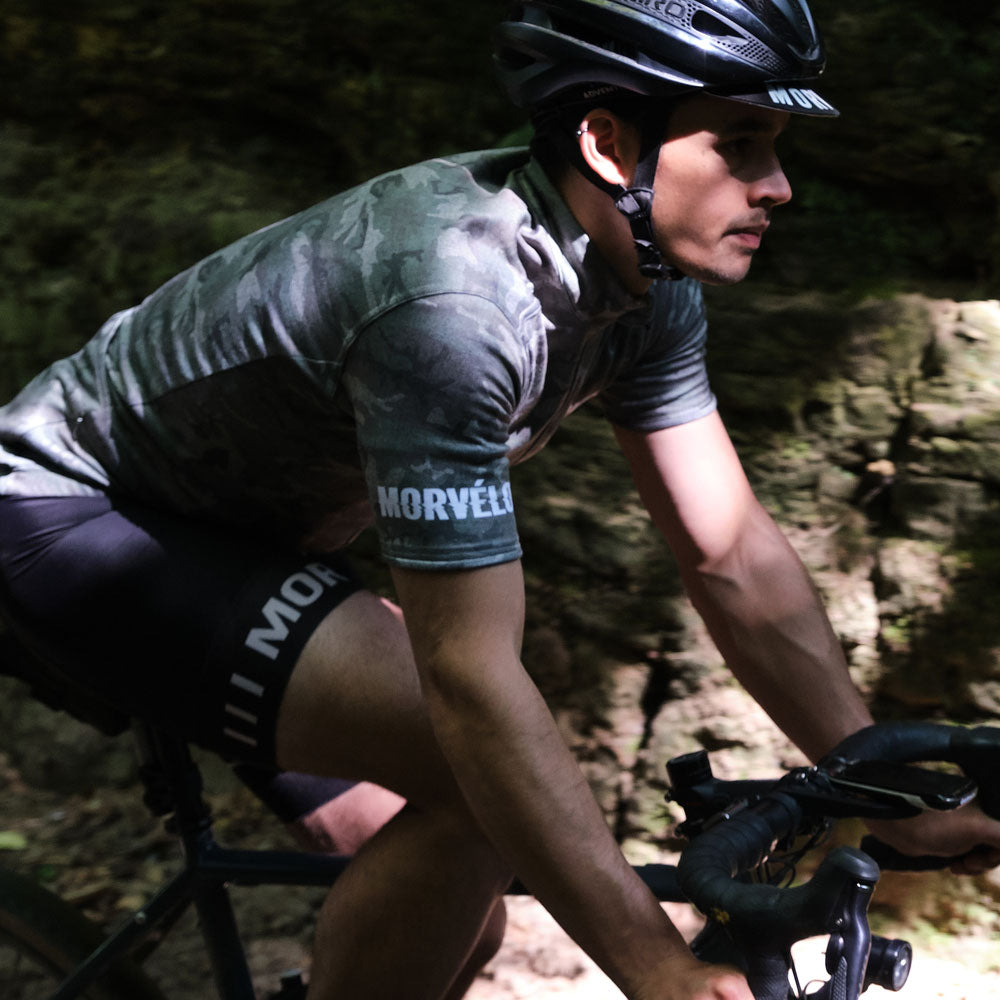 Overland Dual road cycling baselayer