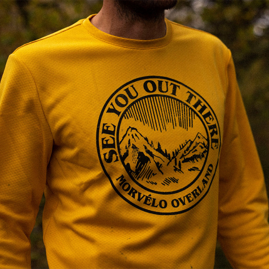 Out There Overland Elemental Long Sleeve Tech Tee