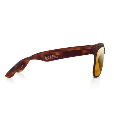 Alba Optics Anvma VOG Sunglasses - Vzum Fly Lens