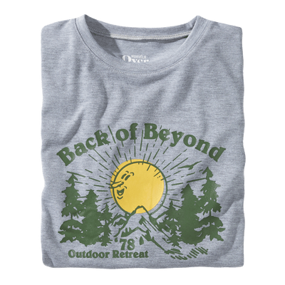 Beyond Overland Short Sleeve Tech Tee
