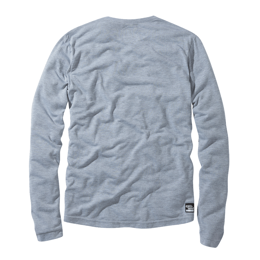 Movin Overland Long Sleeve Tech Tee