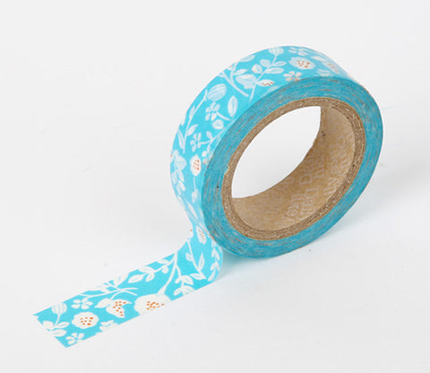Beach Flower - Dailylike Washi Masking Tape