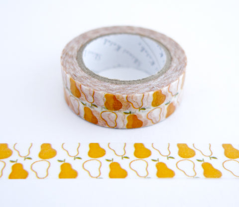 Pears - Shinzi Katoh Washi Tape