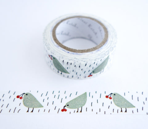 Small Birds - Shinzi Katoh Washi Tape
