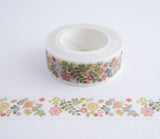 Folktale Flower Washi Tape