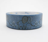 Elephant Pick - Shinzi Katoh Washi Tape