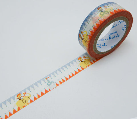 Pop Circus - Shinzi Katoh Washi Tape