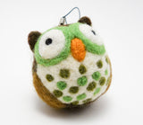 Small Owl - Woolbuddy
