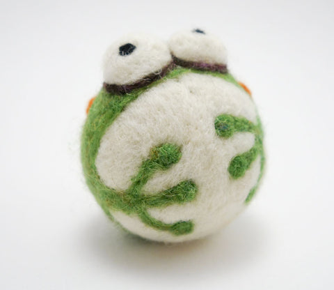 Small Frog - Woolbuddy