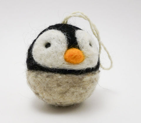 Small Penguin - Woolbuddy