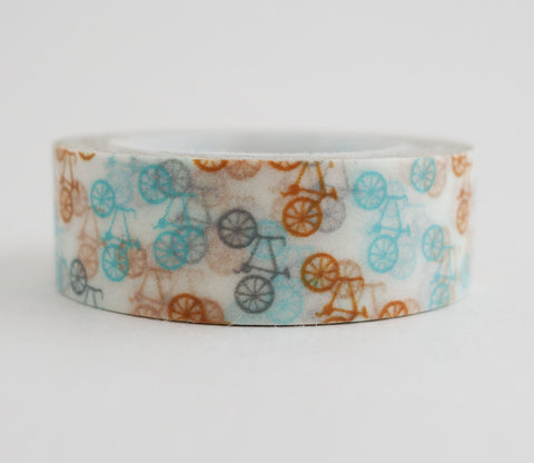 Bicycle Ride Washi Tape