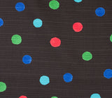 Watercolor Dots - Brown - Kobayashi