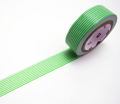 Border Green Washi Tape