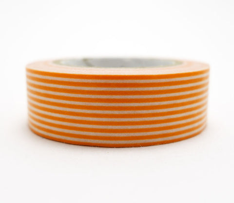 Border Daidai (Orange) Washi Tape