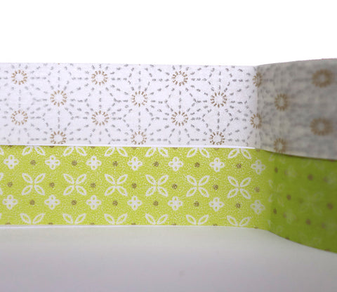 Linda Flowers - Dailylike Washi Masking Tape