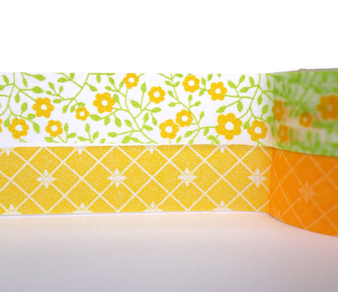 Lemon Tree - Dailylike Washi Masking Tape