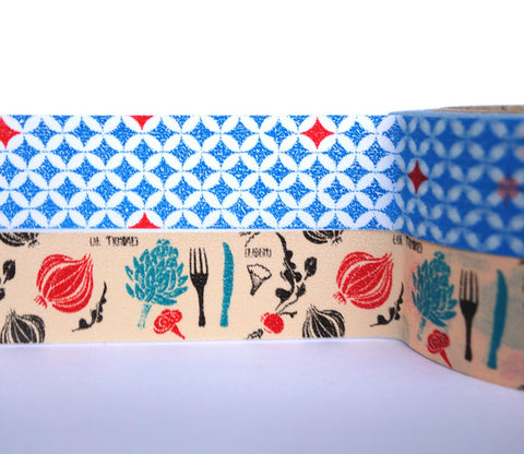 Lucy in the Kitchen - Dailylike Washi Masking Tape