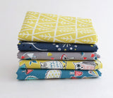 Anya - Monaluna - Organic Fabric Fat Quarter Bundle