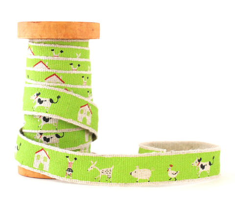 Farm - Shinzi Katoh Linen Tape 18mm