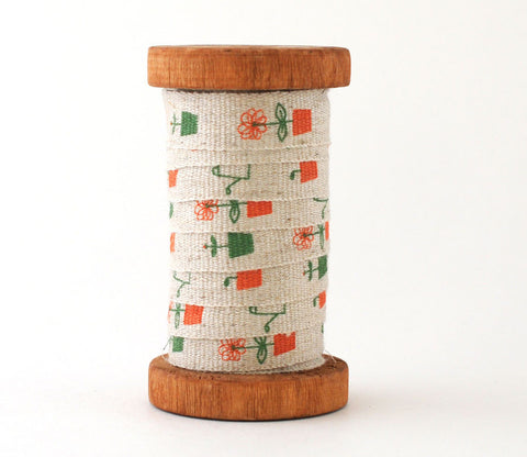 Garden - Shinzi Katoh Linen Tape 12mm