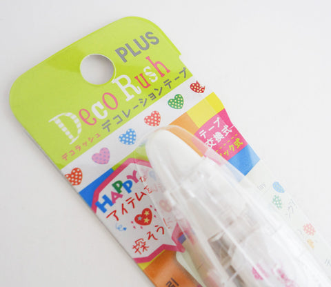 Hearts - Deco Rush Decorative Tape