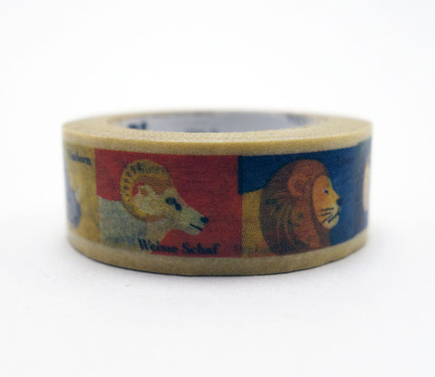 Animals - Washi Tape