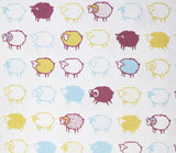 Baa Baa Black Sheep - Multi-colored - Kiyohara