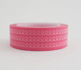 Pink Loops Washi Tape - Scribble Washi Tape