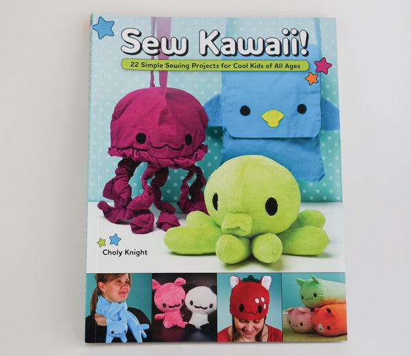 sewing craft ideas for kids sew kawaii 22 simple sewing projects for cool of all 7126