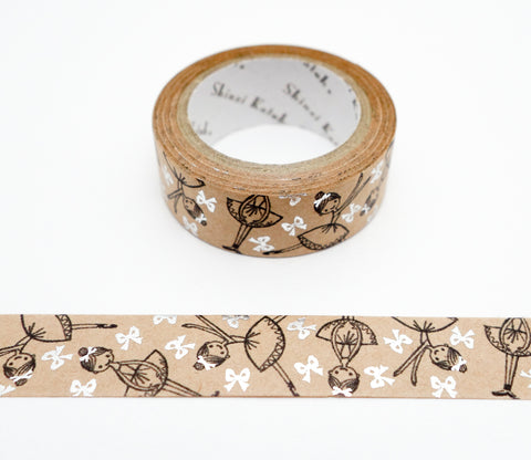 Ballet - Shinzi Katoh Japanese Kraft Tape