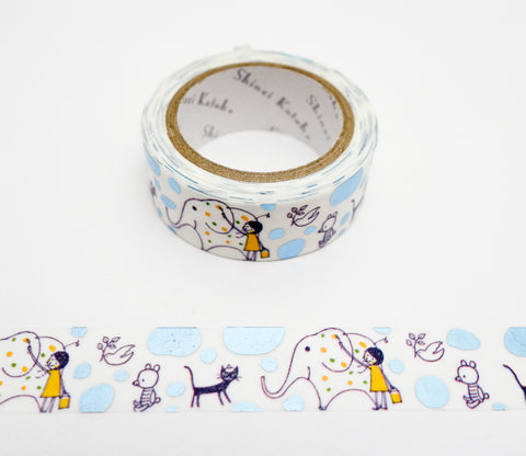 Painter - Shinzi Katoh Foil Japanese Washi Tape