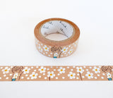 Flower Present - Shinzi Katoh Kraft Tape