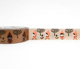 Little Red Riding Hood Walk - Shinzi Katoh Japanese Washi Tape